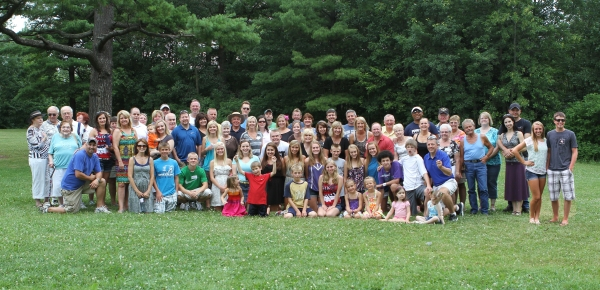 BettineFamily2011