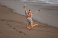 Megan_BeachJump
